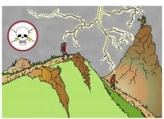 Coldiretti Lombardia Maltempo, maiale folgorato in alpeggio In Lombardia grandinate ogni 7 giorni