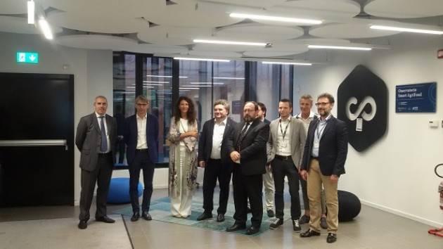 Tec Cremona Alessandro Mattinzoli al CRIT Oggi competitività significa innovazione digitale