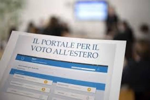 Voto italiani all'estero: indagini in corso in Sud America Intervista a Fabio Porta by Massimiliano Nespola