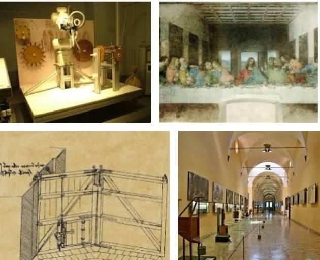Milano e Leonardo  Presentato il  palinsesto 2019 dedicato ai 500 anni dalla morte