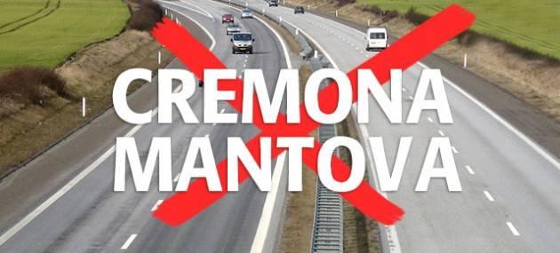Fiasconaro - Degli Angeli (M5S Lombardia). Autostrada CR-MN va fermata: liberare 108 ml per manutenzione