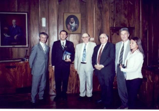 Lombardi nel Mondo : Relazione dell'Associaizione Mantovani Mondo sul  Costa Rica