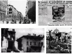 Cremona Commemorazione delle vittime del bombardamento del 10 luglio 1944 - I luoghi della memoria