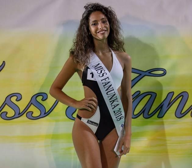 San Daniele Po: la nuova Miss Fanunka è Valeria Zanier