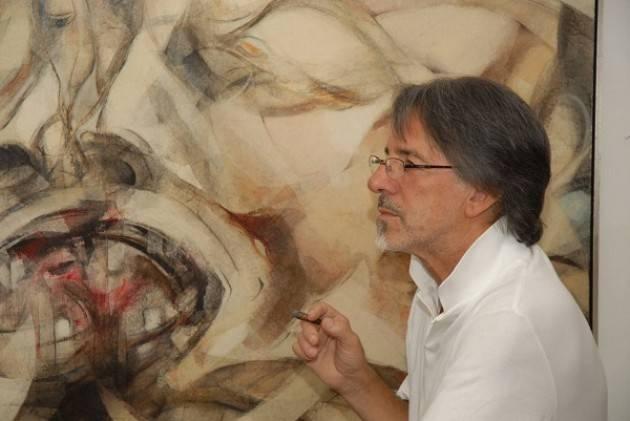 La mostra di Franco Brescianini a La Montina in Franciacorta è aperta fino a dicembre 2018
