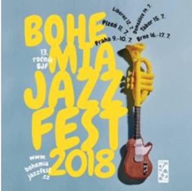 Aise BOHEMIA JAZZ FEST: A PRAGA PROTAGONISTA LA MUSICA ITALIANA