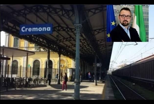 TRENORD-TRENITALIA, PILONI (PD): 'REGIONE CON UN PIEDE IN DUE SCARPE, URGE UN PIANO STRAORDINARIO'
