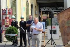 Cremona: rinnovato il ricordo delle vittime del bombardamento del luglio 1944
