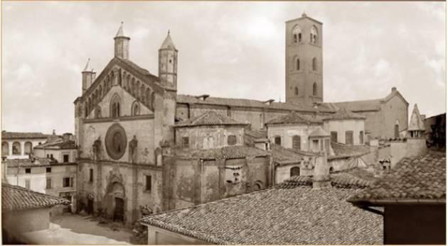 #DemolireXRicostruire, una basilica fantasma dove oggi sorge un festival