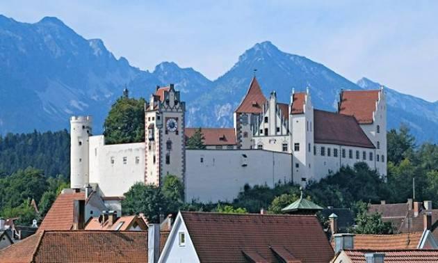 Il Patto di gemellaggio tra Cremona e Füssen firmato anche in terra bavarese