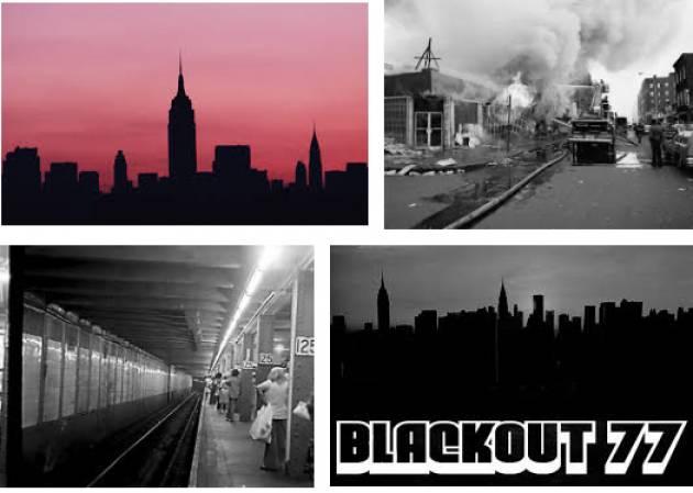 AccaddeOggi   #13luglio 1977 – Il Blackout di New York del 1977 dura per 25 ore e produrrà saccheggi ed altri disordini
