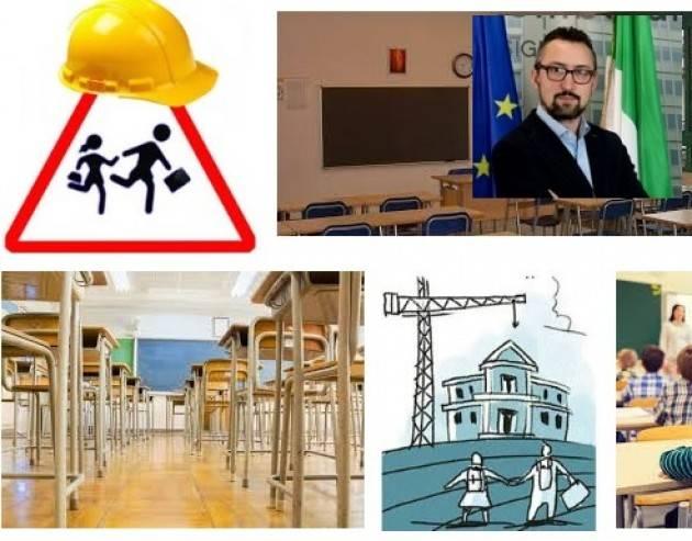 Il Governo chiude Italia Sicura PILONI (PD): 'E REGIONE LOMBARDIA, ADESSO, COME AFFRONTERÀ IL TEMA DELL' EDILIZIA SCOLASTICA?'