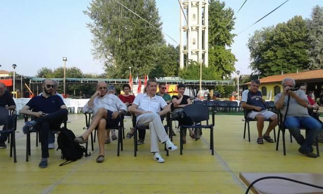 (Video) Sinistra in Festa 2018 a Gussola. Si è discusso di migranti con Filippo Miraglia (Arci nazionale)