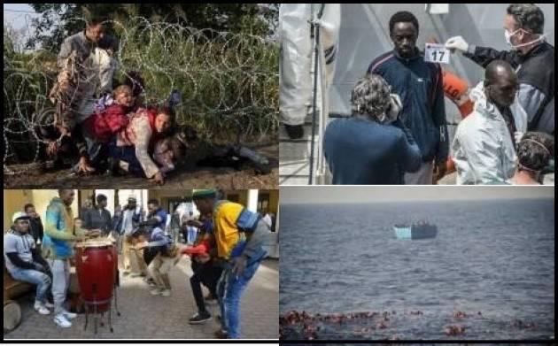 Pianeta Migrante News Letter giugno-luglio 2018