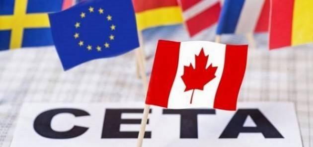 Ceta. Il Governo anti-Accordo col Canada, fa politica o propaganda ideologica?