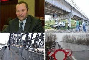 Chiusura Ponte PO Casalmaggiore Luciano Pizzetti (Pd) : E' giusto rimborsare ai pendolari le spese di viaggio