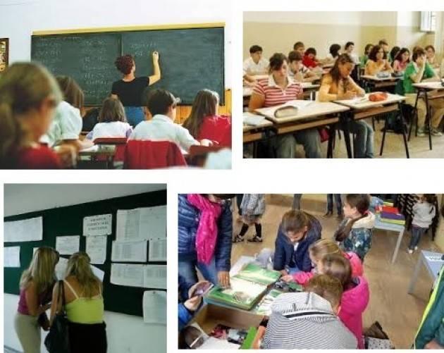 Istruzione Scuola: Flc-Cgil , le nuove immissioni in ruolo non bastano