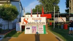 GRAZIE SINISTRA in Festa E' STATA BELLISSIMA, partecipata e vissuta intensamente di  Sante Gerelli (Gussola)