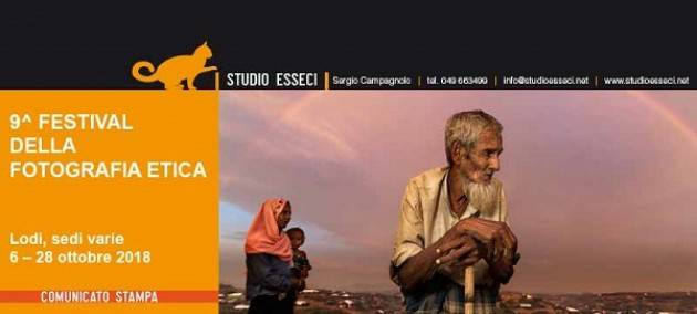 Lodi continua  9° Festival della Fotografia Etica fino al 28 ottobre 2018
