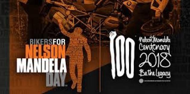 A ROMA  MANDELA DAY, AMNESTY INTERNATIONAL: 'UNA STORIA DI CORAGGIO E ISPIRAZIONE'