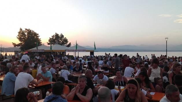 Al porto di Rivoltella sul Garda la 52ª Festa del Lago e dell'Ospite dal 1 al 5 agosto