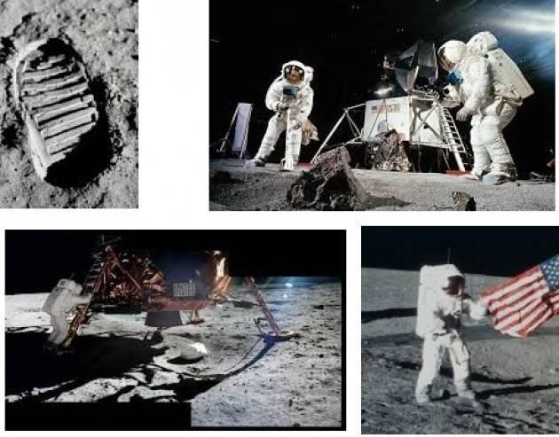 AccaddeOggi   #20luglio 1969 L'uomo atterra sulla luna