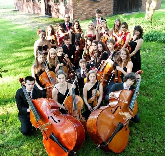 Summer Festival 2018  La Haydn Youth String Orchestra dall'Olanda a Cremona  venerdì 20 luglio