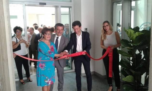 Cremona Net4market - CSAmed inaugura la sua nuova sede a Palazzo Fodri