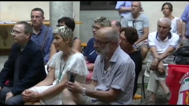 (Video) Peppino Impastato Dopo 40 anni dopo A Cremona incontro con SALVO VITALE e FARO DI MAGGIO e STEFANO PRANDINI