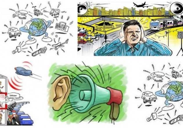 Lecco Il Piano di Azione per l'inquinamento acustico