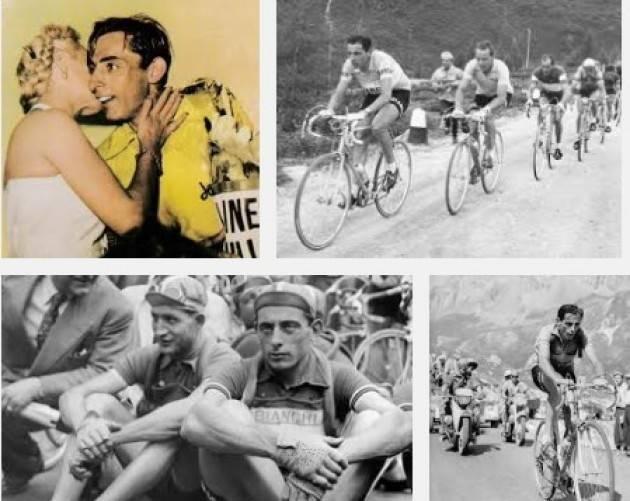 AcceddeOggi  #24luglio 1949 - Fausto Coppi vince il Tour De France precedendo in classifica Gino Bartali