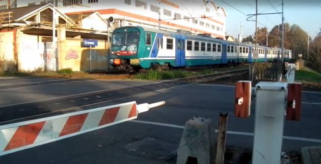 Le lunghe attese ai passaggi livelli della linea ferroviaria Cremona-Treviglio. Lettera dei sindaci a RFI e Trenord