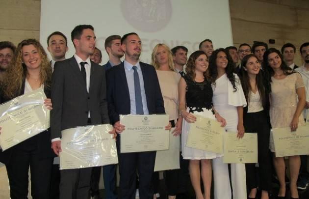 Cremona Al campus del Politecnico 23 nuovi laureati in Ingegneria