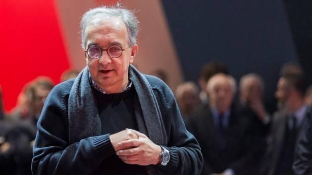 #Sergio Marchionne è morto 'colpito da embolia' a seguito di un sarcoma invasivo