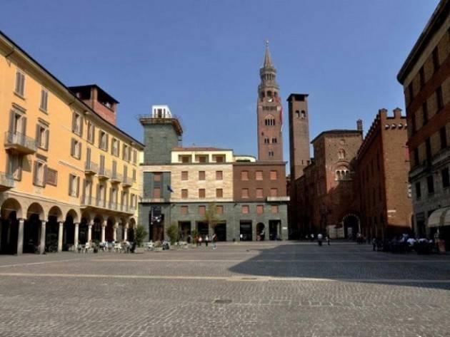 Cremona: dal 30 luglio lavori stradali in Piazza Stadivari