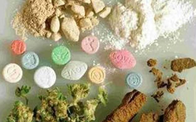DROGA RICREATIVA A VOLTE E' TROPPO TARDI di VINCENZO ANDRAOUS ( Pavia CDG)
