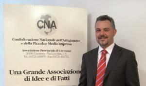 CNA Cremona DA IFIDI A SVILUPPO ARTIGIANO: VIA LIBERA ALLA FUSIONE Intervista a Corrado Boni