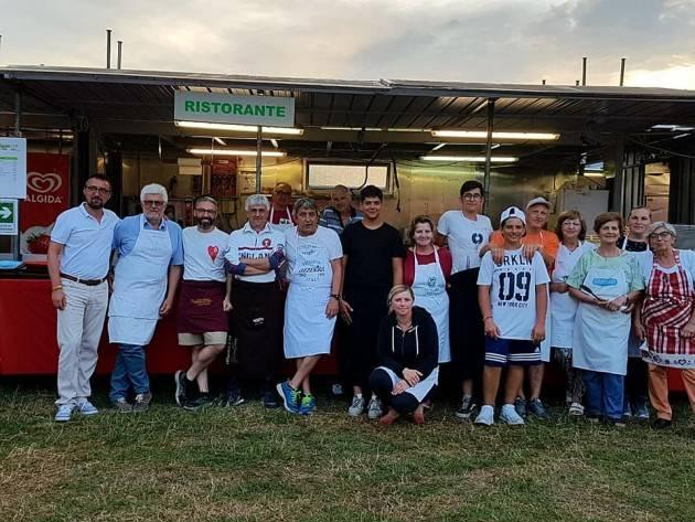 (Video) Festa dell'Unità 2018  di Crema Santa Maria tanta gente  e grande impegno dei volontari