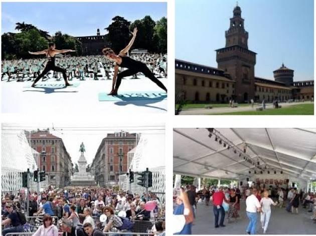 Vacanze a milano dal 27 luglio al 2 settembre si balla in for Piazza del cannone