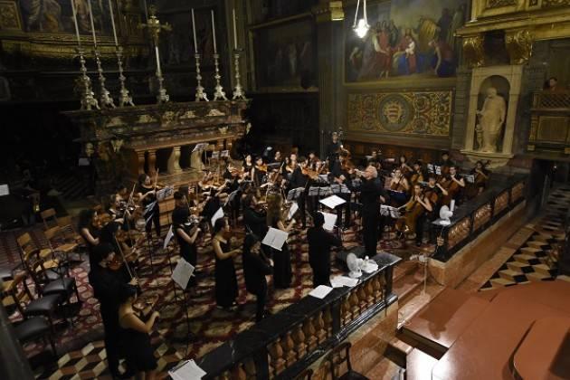Summer Festival 2018  Orchestra della Cremona International Music Academy a Crema