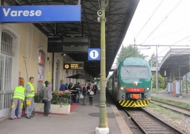 Anche la provincia di Varese si lamenta dei disagi che provoca Trenord al territorio
