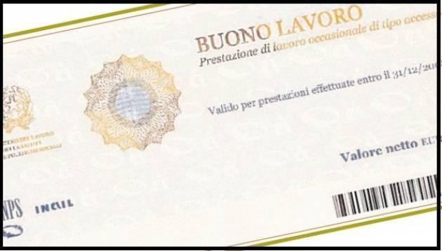 DL DIGNITA': COLDIRETTI, VOUCHER TORNANO DOPO 10 ANNI ARRIVO IN ITALIA