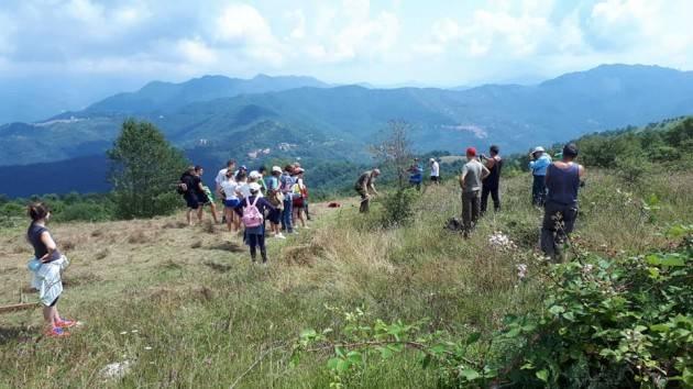 Valle Impero : grande successo per la manifestazione 'A giurnà du fèn' di Christian Flammia