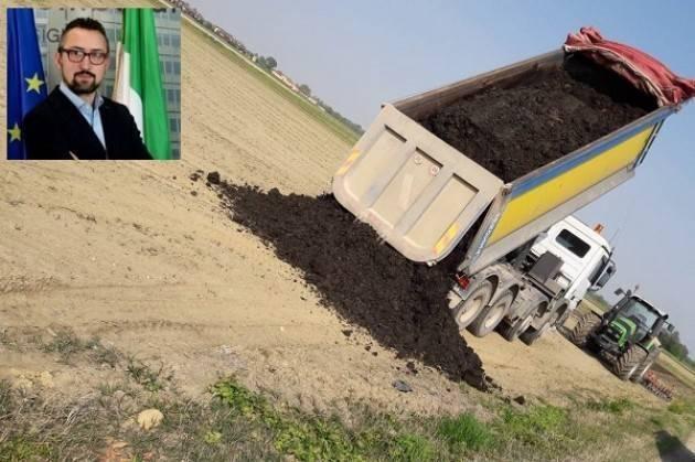 Fanghi PILONI (PD): 'SUBITO UN TAVOLO CONGIUNTO DELLE COMMISSIONE AMBIENTE E AGRICOLTURA'