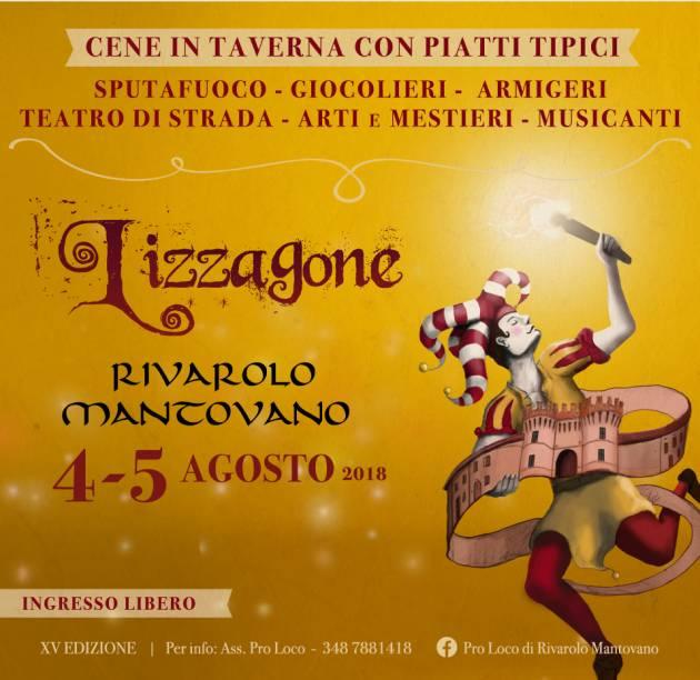 Lizzagone: un weekend atmosfere e sapori rinascimentali a Rivarolo Mantovano