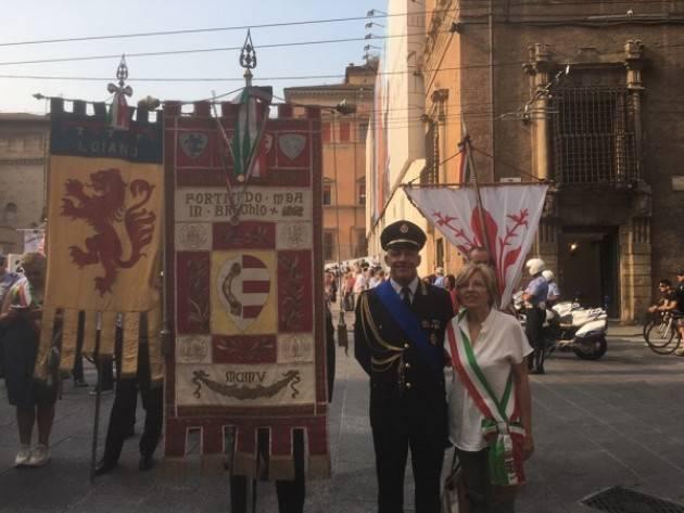 La Vice Sindaco Maura Ruggeri ha rappresentato il Comune di Cremona al 38° anniversario della strage alla stazione di Bologna