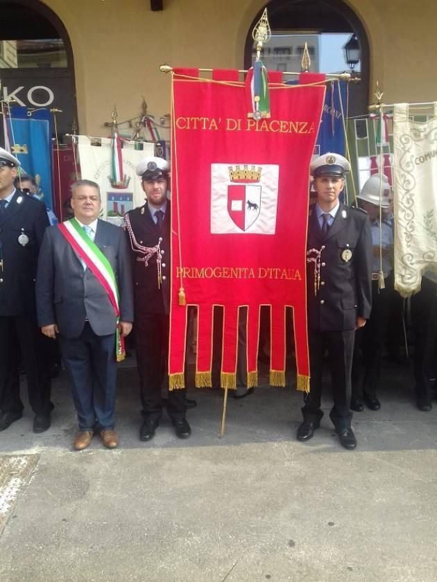 Commemorazione della strage di Bologna, anche Piacenza presente