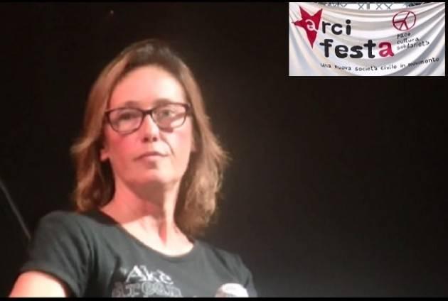 (Video) ArciFesta2018 Cremona La struggente testimonianza di Ilaria Cucchi quando ha visto il fratello Stefano morto