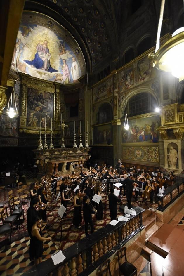 Cremona Summer Festival 2018: sabato 4/8 concerto finale Cremona Academy Orchestra in Cattedrale