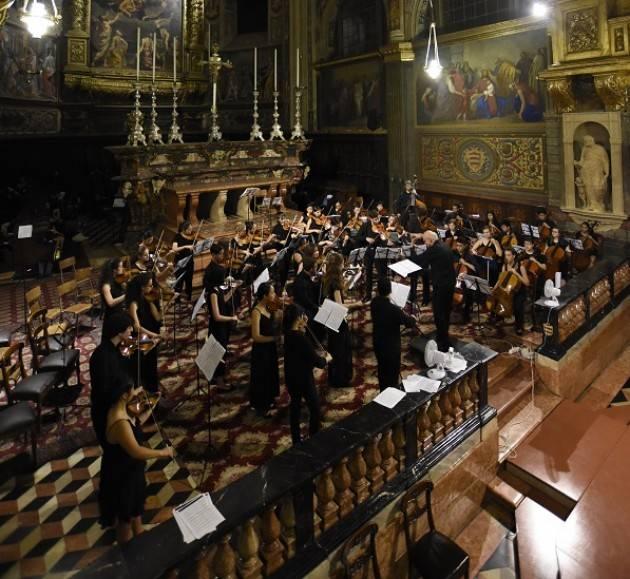 Summer Festival 2018  Orchestra della Cremona International Music Academy nella Cattedrale il 4 agosto